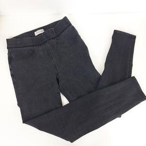 Denim - Madewell black legging Jeans